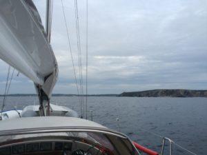 Bucht vor Brest
