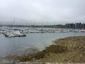 Hafen von Camaret