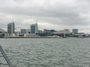 Blick auf die Expo-Anlage