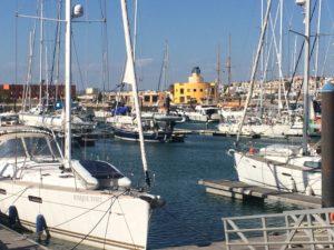 Hafen Portimão